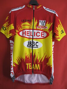 Maillot cycliste Le Giro Helice Team stephen roche Cergy Saint Christophe - M