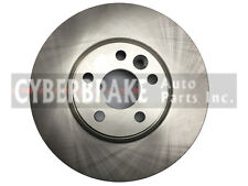 10 Volvo V70 w//316mm Front Rotor Dia OE Replacement Rotors w//Metallic Pads F