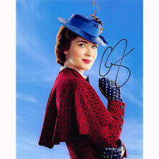 Emily Blunt - Mary Poppins Returns (64191) - Autographed In Person 8x10 w/ COA