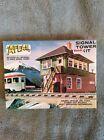 Antique Vintage Atlas Ho Railroad Nos Signal Tower Kit #704