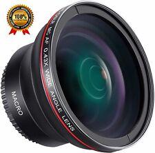 Objectifs Grand Angle Sony Pour Appareil Photo Et Caméscope