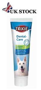 DOG TOOTHPASTE 100g MINT FRESH BREATH Trixie Oral Hygiene Helps Prevent Tartar