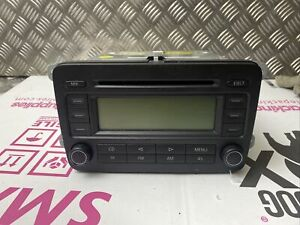 VW Golf Mk5 Stereo Head Unit with code 1K0035186L