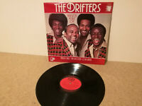DRIFTERS THERE GOES MY FIRST LOVE LP MFP 50352 UK release stereo record