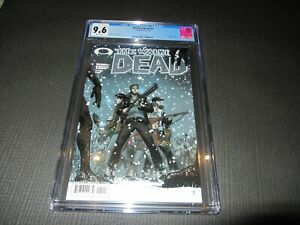 Walking Dead 5 CGC 9.6 NM+, Death of Amy - Image 2004 - (J/D)