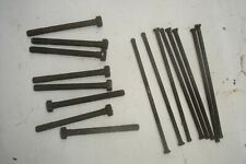 CLASSIC VOLVO AMAZON 140 PV544 P1800 144 160 CYLINDER HEAD BOLTS AND PUSH RODS