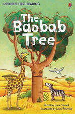 Le baobab (Usborne First Reading: Niveau 2), Louie Stowell, New Book
