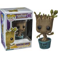 Guardians of the Galaxy Dancing Groot I am Groot US Exclusive Pop! Vinyl Figure