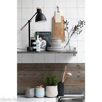 Schreibtischlampe Lene Bjerre Metall schwarz Vintage Holz Tischleuchte modern
