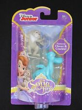 Disney Princess Sofia The First Animal Friends Clover & Crackle Rabbit & Dragon