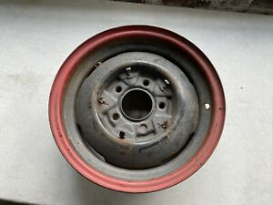"1941 Lincoln Zephyr 16"" Wheel 16x5"