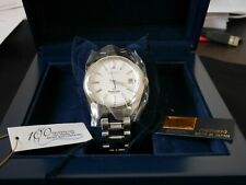 New Grand Seiko Historical 100 anniversary limited edition SBGR081 GS44 NOS