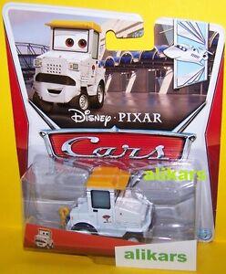 KRATE RAINSON-WASH Giocattolo Mattel Disney Cars 1:55 Modellini Metallo Diecast