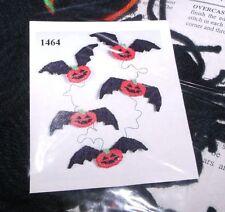Design Works PUMPKIN BATS GARLAND Plastic Canvas Kit
