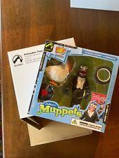 Muppet Palisades Figure Gonzo And Bernice New