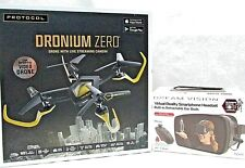 Drone Dronium Zero with live streaming camera with Free Virtual Reality Headset