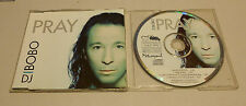 CD Maxi Single DJ Bobo - Pray  1996  4 Tracks  Rar sehr guter Zustand