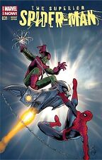 SUPERIOR SPIDERMAN 31 RARE KEVIN MAGUIRE VARIANT IN STOCK FINALE GREEN GOBLIN