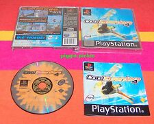 PS1 GAME  COOL BOARDERS  4  Very  Good Condition Complete Psone UK PAL
