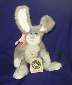 Parsley GANZ CC615 Bunny Rabbit Easter stuffed animal 1996 Cottage Collectibles
