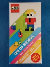 Opened Unused LEGO - LIFE OF GEORGE For iPhone #21200