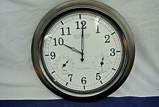 LA CROSSE TECHNOLOGY CLOCK, MODEL WT-3181