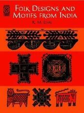 Design Library: Folk Designs and Motifs from India by R. M. Lehri (1999, Paperba
