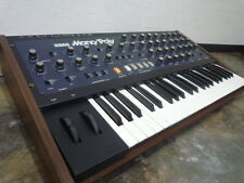 Korg Mono/Poly Keyboard Synthesizer in excellent condition from Japan