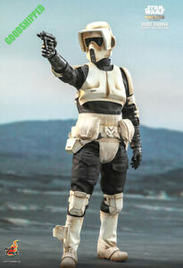 READY HOT TOYS STAR WARS THE MANDALORIAN SCOUT TROOPER NORMAL TMS016 FAST STOCK