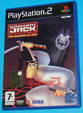 Samurai Jack - Sony Playstation 2 PS2 - PAL