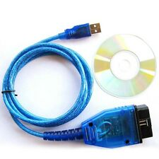 AUTO VAG COM OBD2 USB KKL 409.1 Interfaccia Auto Diagnostico Scanner per VW/Audi