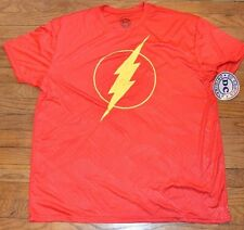 Men's Athletic Top Flash Officially Licensed Dc Comics Merchandise Size Xxl