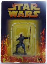 Figurine collection Atlas STAR WARS Dark Maul Dark Sidious Clone Wars Figure
