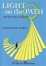 NEW Light on the Path: And an Essay on Karma