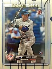 AARON JUDGE RC 2017 Bowman #32 New York Yankees WITH GOLD ROOKIE TOP LOADER