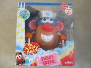 SEALED MIB 2008 MR. POTATO HEAD TUBBY TATER PLAYSKOOL HASBRO
