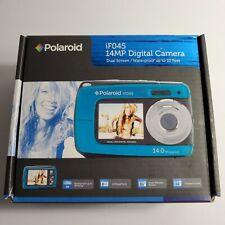 Polaroid IF045 14.1 MP HD Digital Camera 3M Waterproof Dual Front Screen 720p