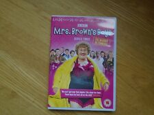DVD Mrs Browns Boys series three contains 2 discs