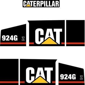 Decal Sticker Set CAT 924G Z Loading Shovel Decal Set