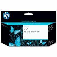 GENUINE HEWLETT PACKARD HP 72 PHOTO BLACK INK CARTRIDGE C9370A 130ml