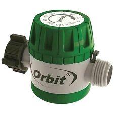 Orbit Mechanical Garden Water Timer for Hose Faucet Watering 62034 Green NEW
