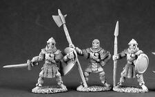 Men At Arms Reaper Miniatures Dark Heaven Legends Fighter Warrior Paladin Melee