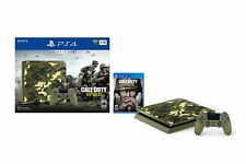 PlayStation 4 1TB Call of Duty WWII Limited Edition Console Sony PS4 COD Bundle