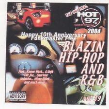 Hot 97 Blazin Hip Hop & R&B Vol. 39 CD 2004  Eminem, Diddy, Redman, Jadakiss