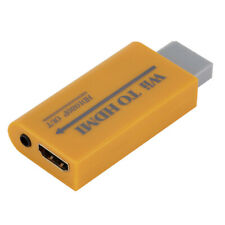 HOT Wii to HDMI 1080P/720P Converter Adapter Wii2hdmi 3.5mm Audio Port