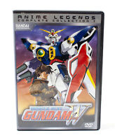 Mobile Suit Gundam Wing: Anime Legends Complete Collection 1, (5) DVDs | USED