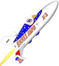 Semroc Flying Model Rocket Kit Snake Jumper  KA-14
