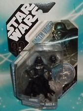 STAR WARS TAC 30TH ANNIVERSARY SERIES #28 MCQUARRIE CONCEPT DARTH VADER FIGURE