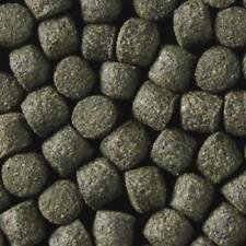 Comida pellets de espirulina para peces