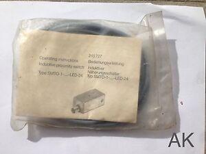 Festo Näherungsschalter / 245727 / SMTO-1-PS-K-LED24